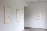 Installation view Museum Dhondt-Dhaenens, 2012