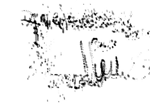 Excerpt '3:13' Trying to Write Ambassadeur Mondieu', software, 2013